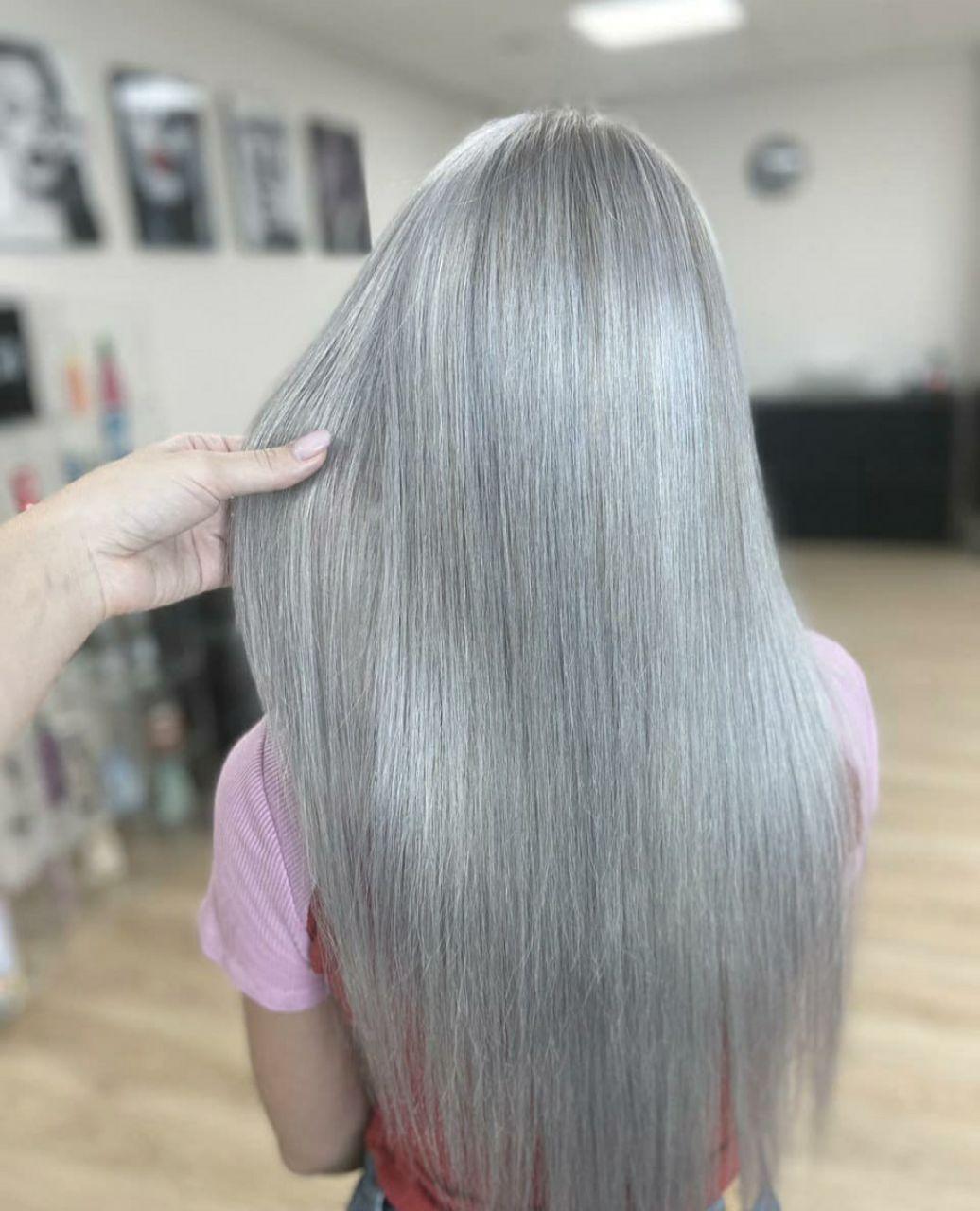 Окрашивание волос (Мастер Софья Петруканец)